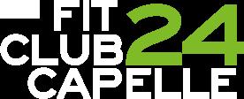 Fitclub24 Capelle Logo